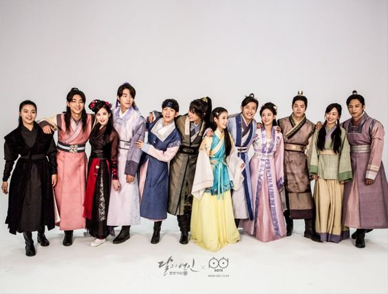THOSE TIMES THE GORYEO'S PRINCES CAUSED ME ECLIPSES | PARTII