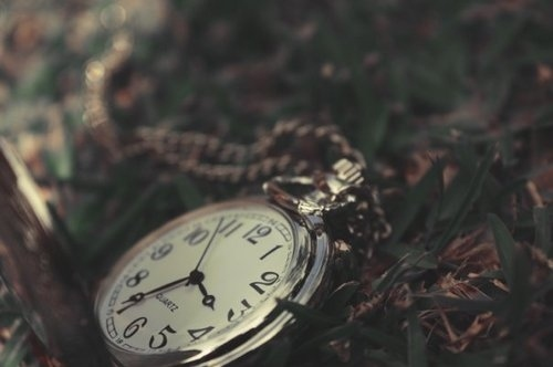 POETRY | TICK OF TIME