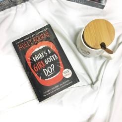 I've started reading this but for some unknown reasons, I started to hate it after a couple of chapters? I'm not sure what is it with this book. Maybe I'm just not in my zone then. I'll give it a try once again   What's A Girl Gotta Do National Book Store PHP399.00