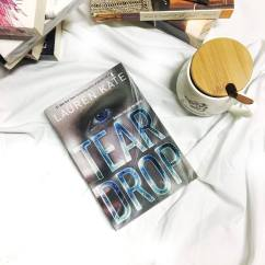 I also got this from Lauren Kate's event. I personally like the other cover of this but again, due to demand, all just sold out too fast. Teardrop National Book Store PHP395.00