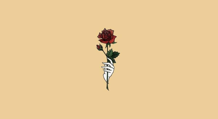rose for Jonghyun
