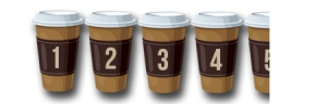 4 and hlaf cups