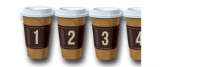 3 and half cups