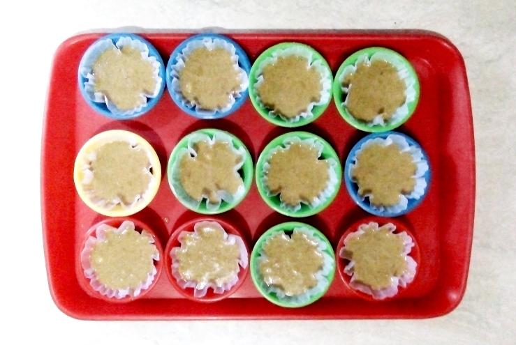 banana cupcake 5