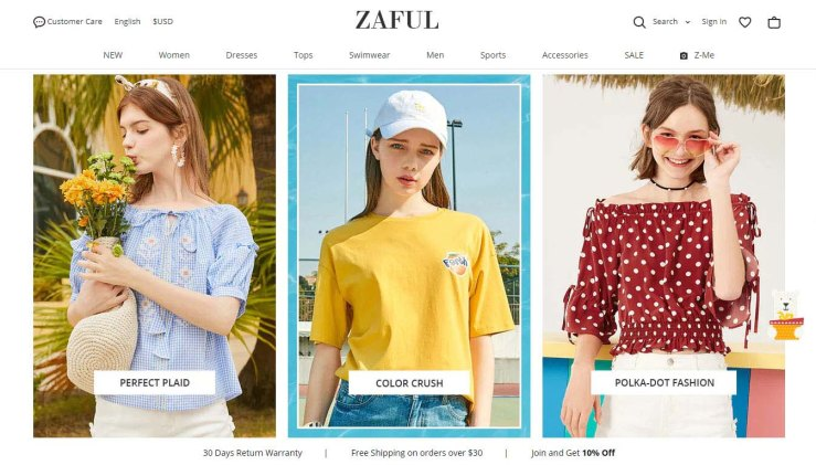 what is your blog story zaful