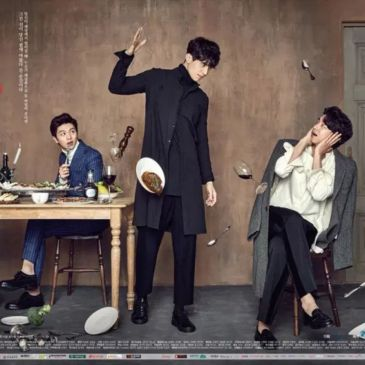 Goblin Korean drama poster
