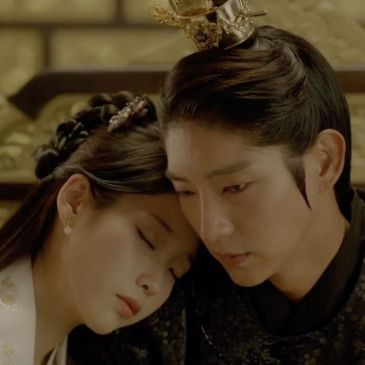 Wang So and Hae Soo