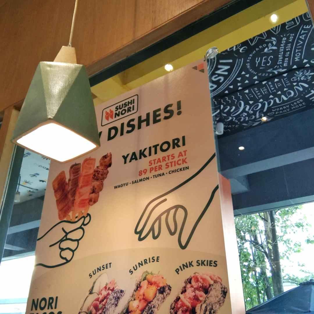 sushi nori