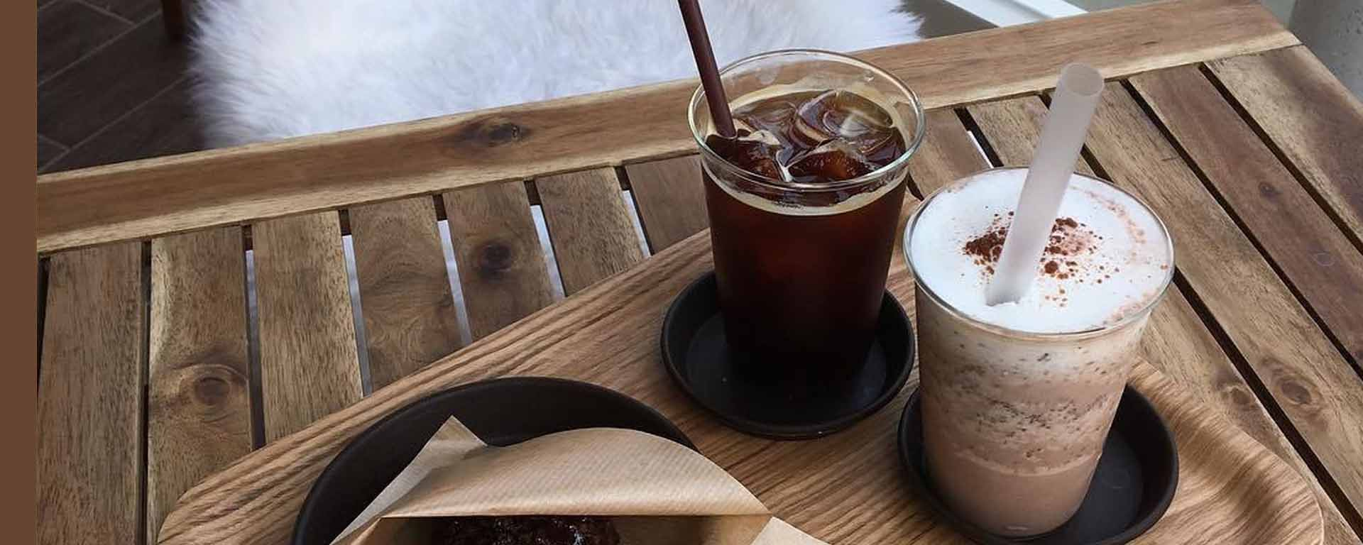 iced coffee for couples