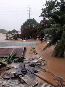 Ulysses flooding