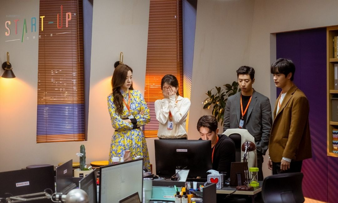 Start Up kdrama review