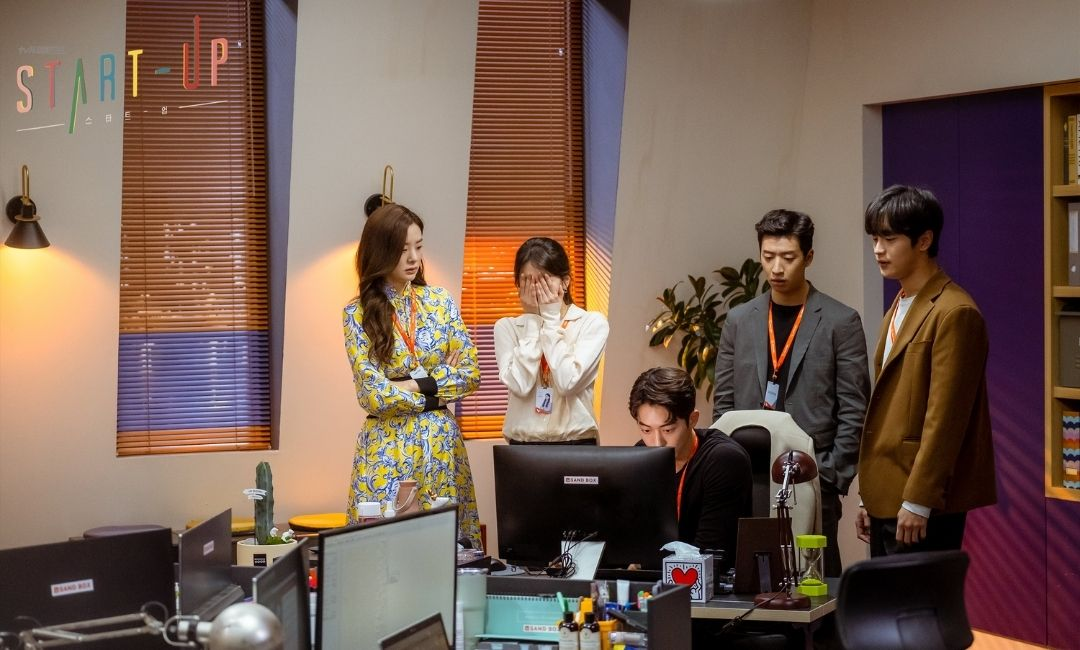 kdrama review Start Up