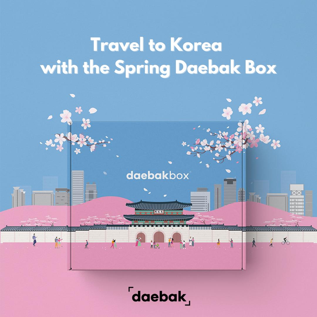 Daebak Box